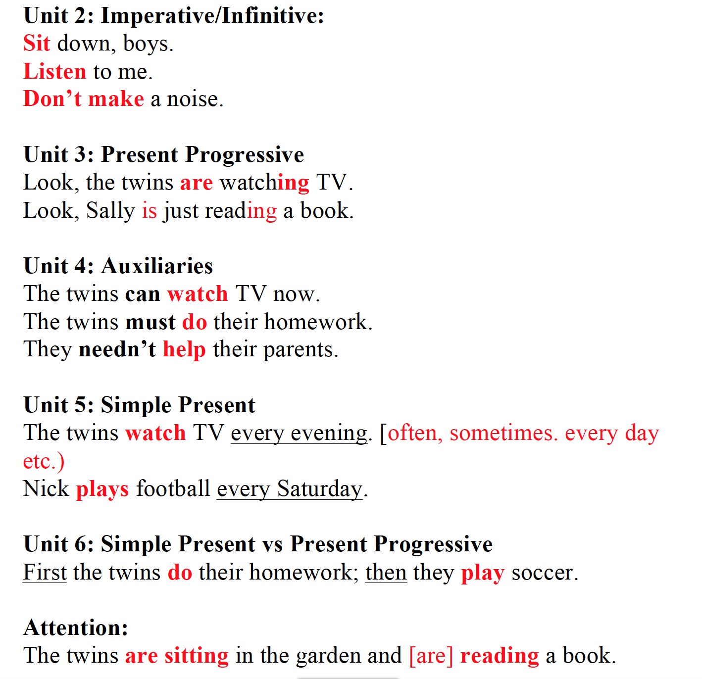 EG1_U6_revision-verb_forms
