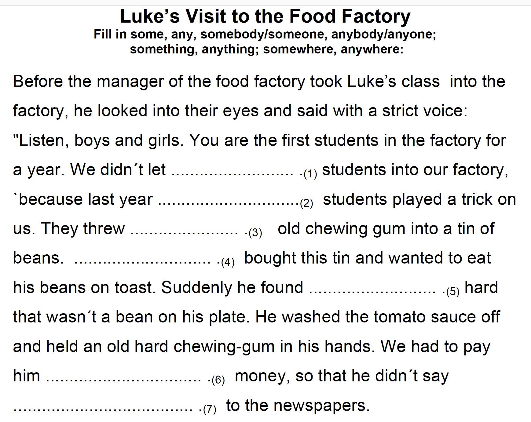 Luke's visit_a